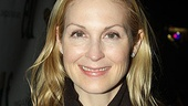 Elf opens   Kelly Rutherford
