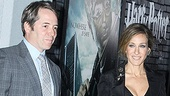 Harry Potter 7 – Matthew Broderick – son James– Sarah Jessica Parker