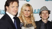 The comedic trio of Brendan Fraser, Jennifer Coolidge and Denis O'Hare cleans up rather nicely for their big party.