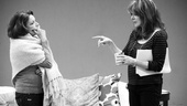 Other Desert Cities Rehearsal  Linda Lavin  Stockard Channing