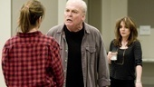 Other Desert Cities Rehearsal  Elizabeth Marvel  Stacy Keach  Stockard Channing