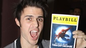 Kris Allen Spiderman  Kris Allen