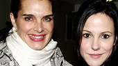 Dear Edwina Opening Night – Brooke Shields – Mary-Louise Parker