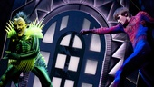 Show Photos - Spider-Man: Turn Off the Dark - Patrick Page - Reeve Carney