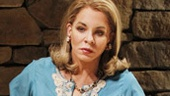 Stockard Channing as Polly Wyeth and Thomas Sadoski as Trip Wyeth in Other Desert Cities.
