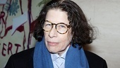 Desert City opens  Fran Lebowitz