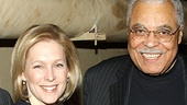 James Earl Jones 80th Birthday – James Earl Jones – Kirsten Gillibrand