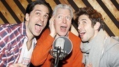 Priscilla recording - Will Swenson – Tony Sheldon – Nick Adams 2