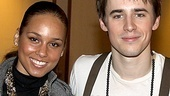 Spider-man  Alicia Keys  Reeve Carney