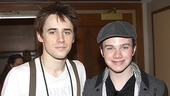 Spiderman Efron  Reeve Carney  Chris Colfer