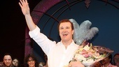 Grammer and Hodge final night at La Cage aux Folles – Douglas Hodge