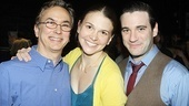 Anything Goes Press rehearsal – Rob Fisher – Sutton Foster – Colin Donnell