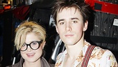 Kelly Osbourne Spider-Man - Kelly Osbourne -  Reeve Carney
