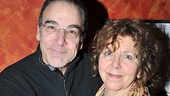 It wouldn't be an opening night for Mandy Patinkin without wife Kathryn Grody by his side.