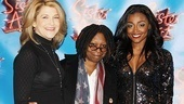 Sister Act Meet and Greet  Victoria Clark  Whoopi Goldberg - Patina Miller