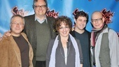 Sister Act Meet and Greet – Alan Menken – Douglas Carter Beane – Cheri Steinkellner – Glenn Slater – Anthony van Laast