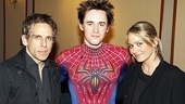 Spidey Stiller - Ben Stiller - Reeve Carney - Christine Taylor