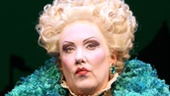 Kathy Fitzgerald as Madame Morrible in Wicked.