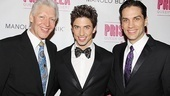 Priscilla opens – Tony Sheldon – Nick Adams – Will Swenson 2