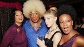 Priscilla opens – Jacqueline B. Arnold – Flotilla DeBarge -   Ashley Spencer – Anastacia McCleskey