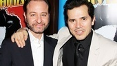 Ghetto Klown opens  John Leguizamo  Fisher Stevens