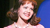 Rose Hemingway as Rosemary Pilkington in How to Succeed in Business Without Really Trying.