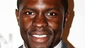 Mormon opens - Gbenga Akinnagbe