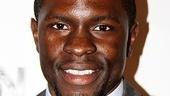 Mormon opens - Gbenga Akinnagbe