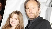 Mormon opens - Jennifer Jason Leigh - John Benjamin Hickey