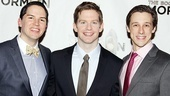 Mormon opens - Kevin Duda - Rory O&#39;Malley - Jason Michael Snow