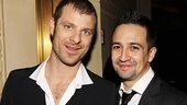 Mormon Opens - Matt Stone - Lin-Manuel Miranda