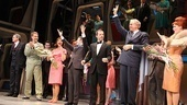 How to Succeed Opening Night  curtain call