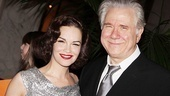 Stage lovers Tammy Blanchard and John Larroquette win plenty of laughs as Hedy La Rue and J.B. Biggley.