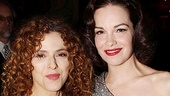 Sing out, Louise! Bernadette Peters played Momma Rose opposite Tammy Blanchard in the title role of the 2003 Broadway revival of Gypsy.