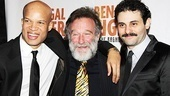 Bengal Tiger opens – Glenn Davis – Robin Williams – Arian Moayed