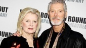 Anything Goes Opening Night  Kristina Walton  Stephen Lang