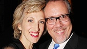 Anything Goes Opening Night  Paula Leggett Chase  David Chase