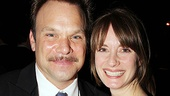 Catch Me If You Can Opening Night  Norbert Leo Butz  Michelle Federer