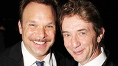 Catch Me If You Can Opening Night  Norbert Leo Butz  Martin Short