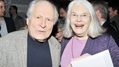 After the Revolution co-stars David Margulies and Lois Smith are both up for acting awards. The pair will soon be seen again on the off-Broadway stage in Tony Kushner's The Illusion.