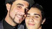 Motherf**ker Opening Night  Bobby Cannavale  son Jacob