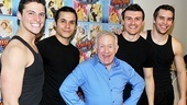 Lucky Guy Meet and Greet – Callan Bergmann – Xavier Cano - Leslie Jordan – Joshua Woodie – Wes Hart