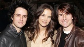 Knowing Tom Cruise and Katie Holmes were in the audience, Billie Joe Armstrong ad-libbed by throwing in Cruises famous A Few Good Men line, You cant handle the truth!