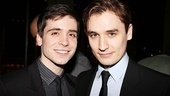 Matt Doyle and Seth Numrich portray rivalrous cousins who vie for ownership of hero horse Joey.