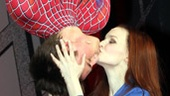 Spider-man final  Reeve Carney  Jennifer Damiano