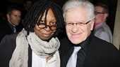Sister Act Opening Night   Whoopi Goldberg  Jerry Zaks