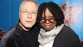 Sister Act Opening Night   Alan Menken  Whoopi Goldberg