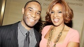 Sister Act Opening Night   Demond Green  Gayle King