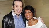 Sister Act Opening Night  Chazz Palminteri  Patti LaBelle