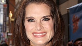 Sister Act Opening Night   Brooke Shields 